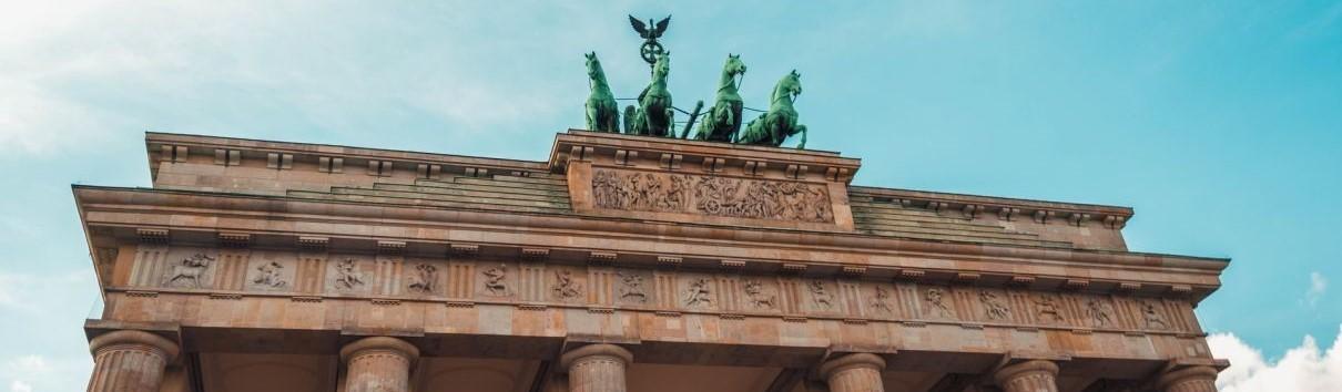 Brandenburger Tor / von Hakon Sataoen, Unsplash