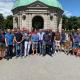 Mitglieder der Regionalgruppe Dortmund im Hofgarten