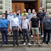 Fachgruppe Recht und Fachgruppe Politik in Hamburg 2021
